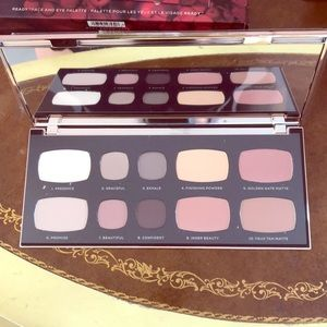 NEW bareminerlas eye shadow palette.